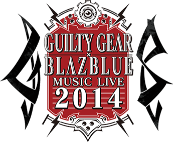 Guilty Gear X BlazBlue Music Live 2014 Logo.png