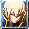 BlazBlue Chrono Phantasma Jin Kisaragi Icon.png