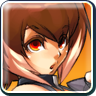 BlazBlue Continuum Shift Makoto Nanaya Icon.png