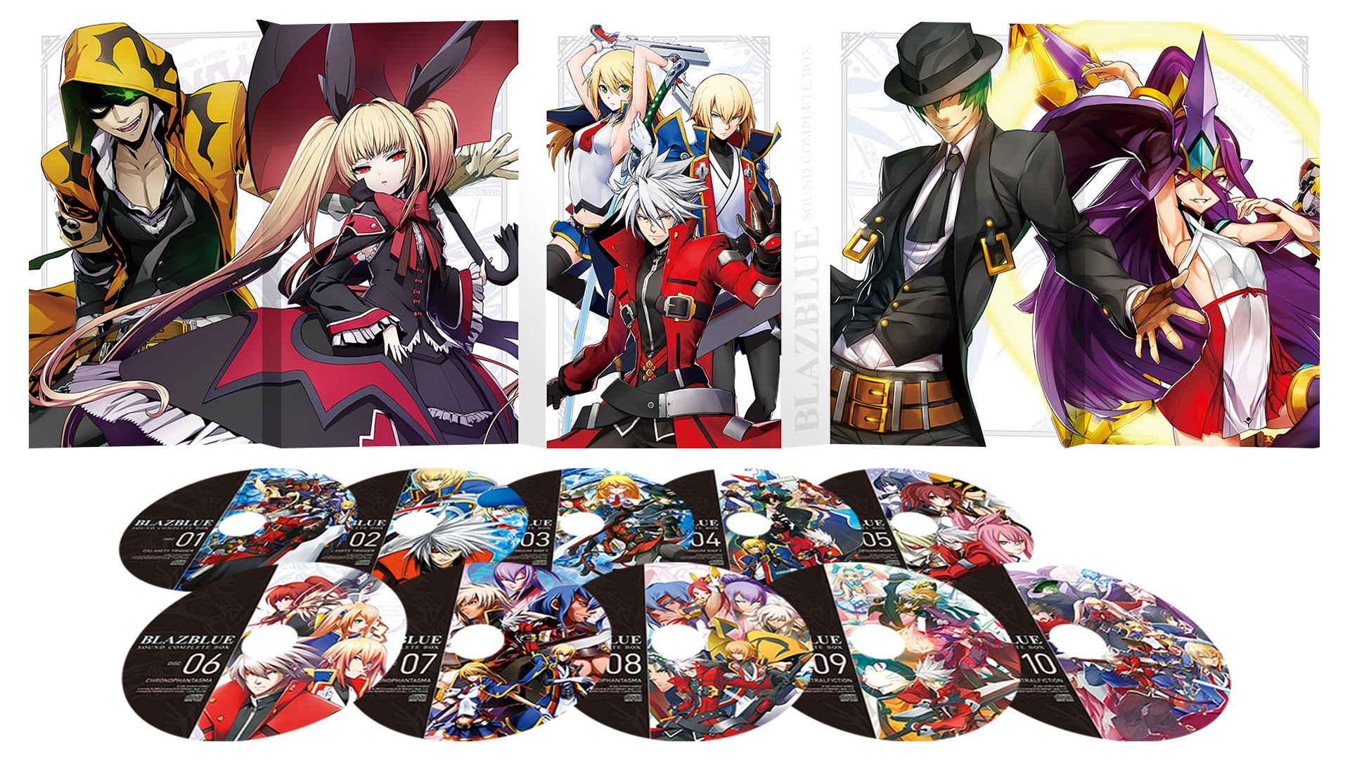 BlazBlue Sound Complete Box Illustrations.jpg