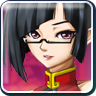 BlazBlue Calamity Trigger Litchi Faye-Ling Icon.png