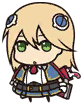 Eat Beat Dead Spike-san Noel Vermillion Chibi 01.png