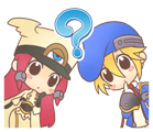 BlazBlue Blue Radio Sticker 003.png