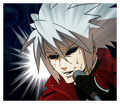 BlazBlue Blue Radio Sticker 124.png