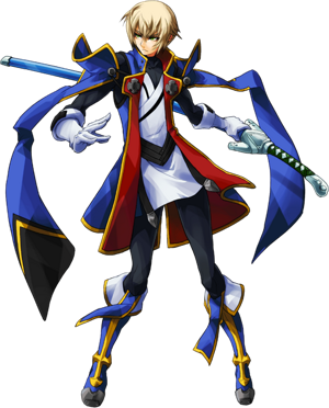 BlazBlue Continuum Shift Jin Kisaragi Main.png