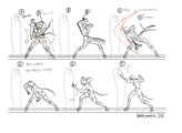 BlazBlue Bullet Motion Storyboard 20(A).png