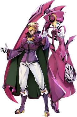 BlazBlue Central Fiction Relius Clover Main.png