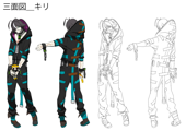 XBlaze Kiri Freaks Model Sheet 01.png
