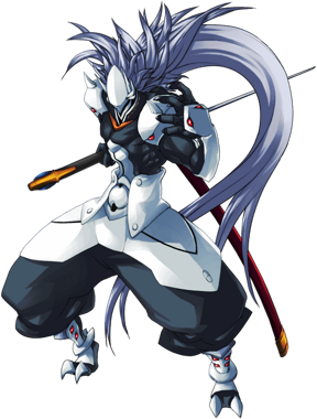 BlazBlue Continuum Shift Hakumen Main.png