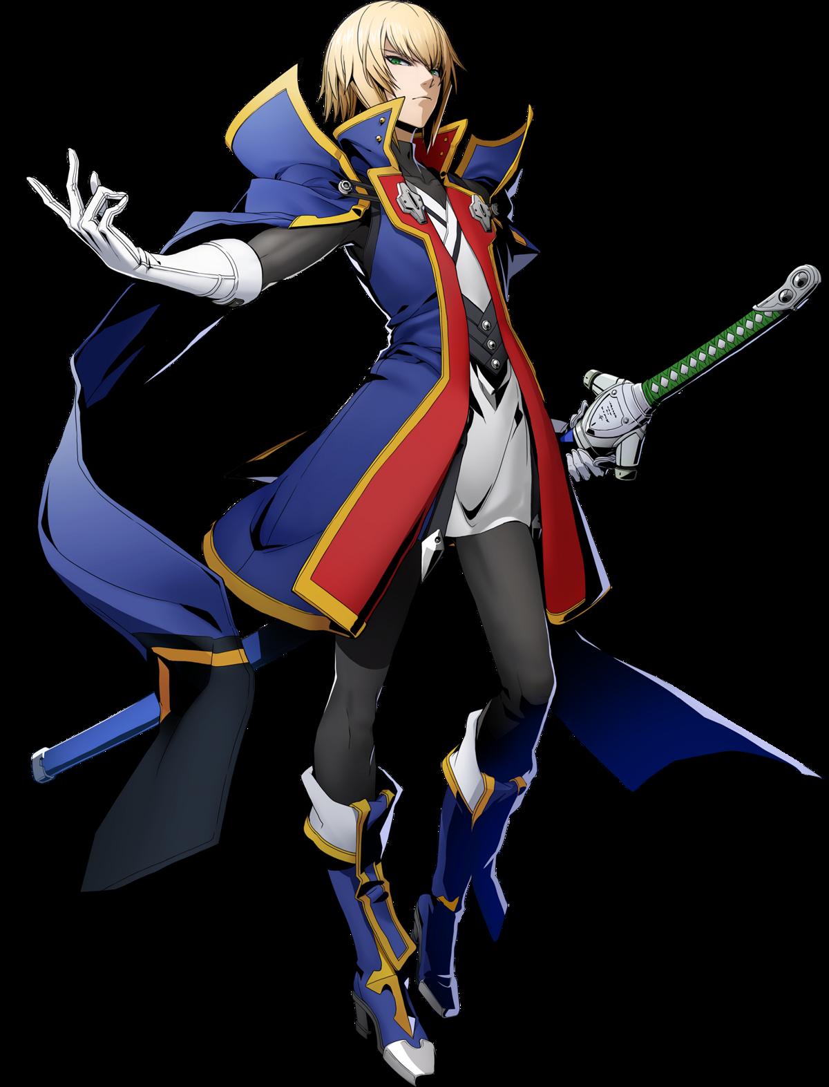 Jin Kisaragi - BlazBlue Wiki