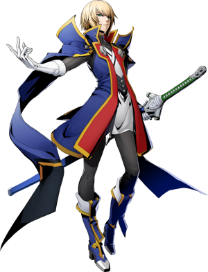 BlazBlue Cross Tag Battle Jin Kisaragi Main.png