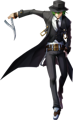 BlazBlue Chrono Phantasma Hazama Main(B).png