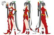 BlazBlue Litchi Faye-Ling Model Sheet 01.jpg