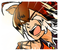 BlazBlue Blue Radio Sticker 033.png