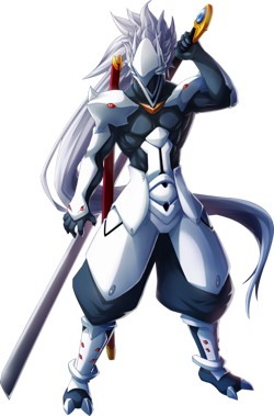 BlazBlue Chrono Phantasma Hakumen Main.png
