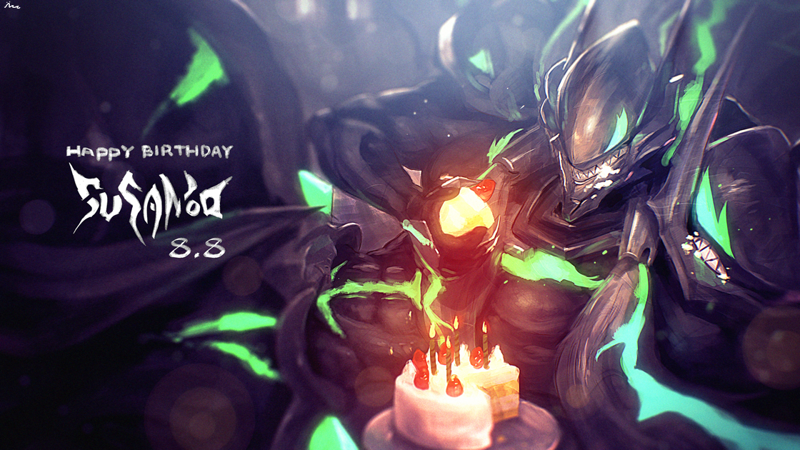 File:BlazBlue Susano'o Birthday 02.png