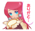BlazBlue Blue Radio Sticker 002.png
