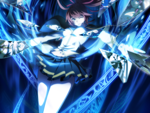 Celica A  Mercury/Biography - BlazBlue Wiki