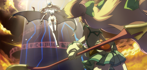 BlazBlue Continuum Shift Platinum the Trinity Arcade 02.png