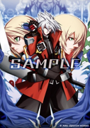 ASW 25th Anniversary BlazBlue Tapestry.png