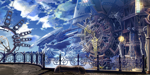 BlazBlue Kagutsuchi Port Background.png