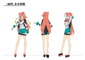 XBlaze Ringo Akagi Model Sheet 02.png