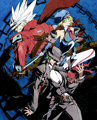 BlazBlue Continuum Shift Strategy Guide Cover.png