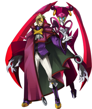 BlazBlue Continuum Shift Relius Clover Main.png