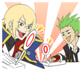 BlazBlue Blue Radio Sticker 159.png