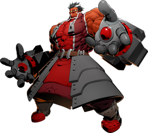 BlazBlue Cross Tag Battle Iron Tager Main.png