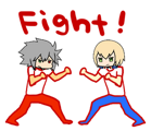 BlazBlue Blue Radio Sticker 036.png