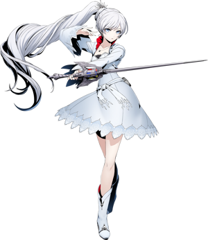 BlazBlue Cross Tag Battle Weiss Schnee Main.png