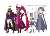BlazBlue Clovers Model Sheet 01.jpg