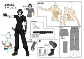 XBlaze Avenge Model Sheet 07.png