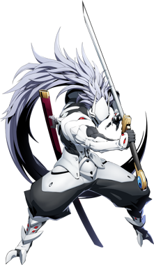 BlazBlue Cross Tag Battle Hakumen Main.png