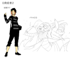 XBlaze Akio Osafune Model Sheet 03.png