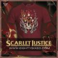 Eighty Sixed BlazBlue - Scarlet Justice T-shirt.jpg