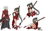 BlazBlue Litchi Faye-Ling Model Sheet 04.jpg