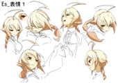 XBlaze Es Model Sheet 12.png