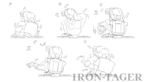 BlazBlue Iron Tager Motion Storyboard 03.png