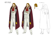 XBlaze Lord Stroheim Model Sheet 01.png
