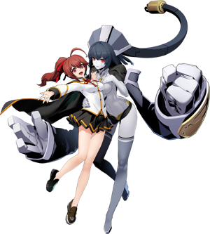 BlazBlue Cross Tag Battle Celica Main.png