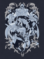 Eighty Sixed Blazblue - Six Heroes T-shirt.png