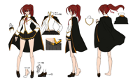 BlazBlue Celica A Mercury Model Sheet 02.png