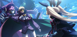 BlazBlue Central Fiction Relius Clover Arcade 05(A).png