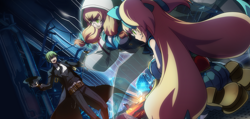 BlazBlue Chrono Phantasma Platinum the Trinity Arcade 01.png