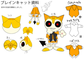 XBlaze Brain Cat Model Sheet 01.png