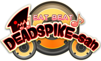 Eat Beat Dead Spike-san Logo(English).png