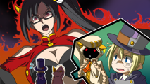 BlazBlue Calamity Trigger Litchi Faye-Ling Story Mode 01.png