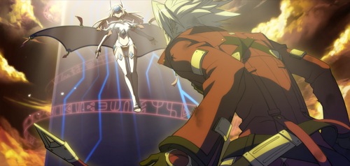 BlazBlue Continuum Shift Ragna the Bloodedge Arcade 02.png